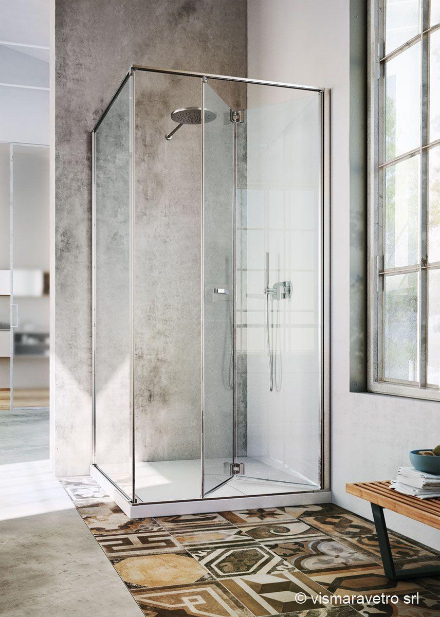 Corner Custom Tempered Glass Shower Cabin Manufacturer