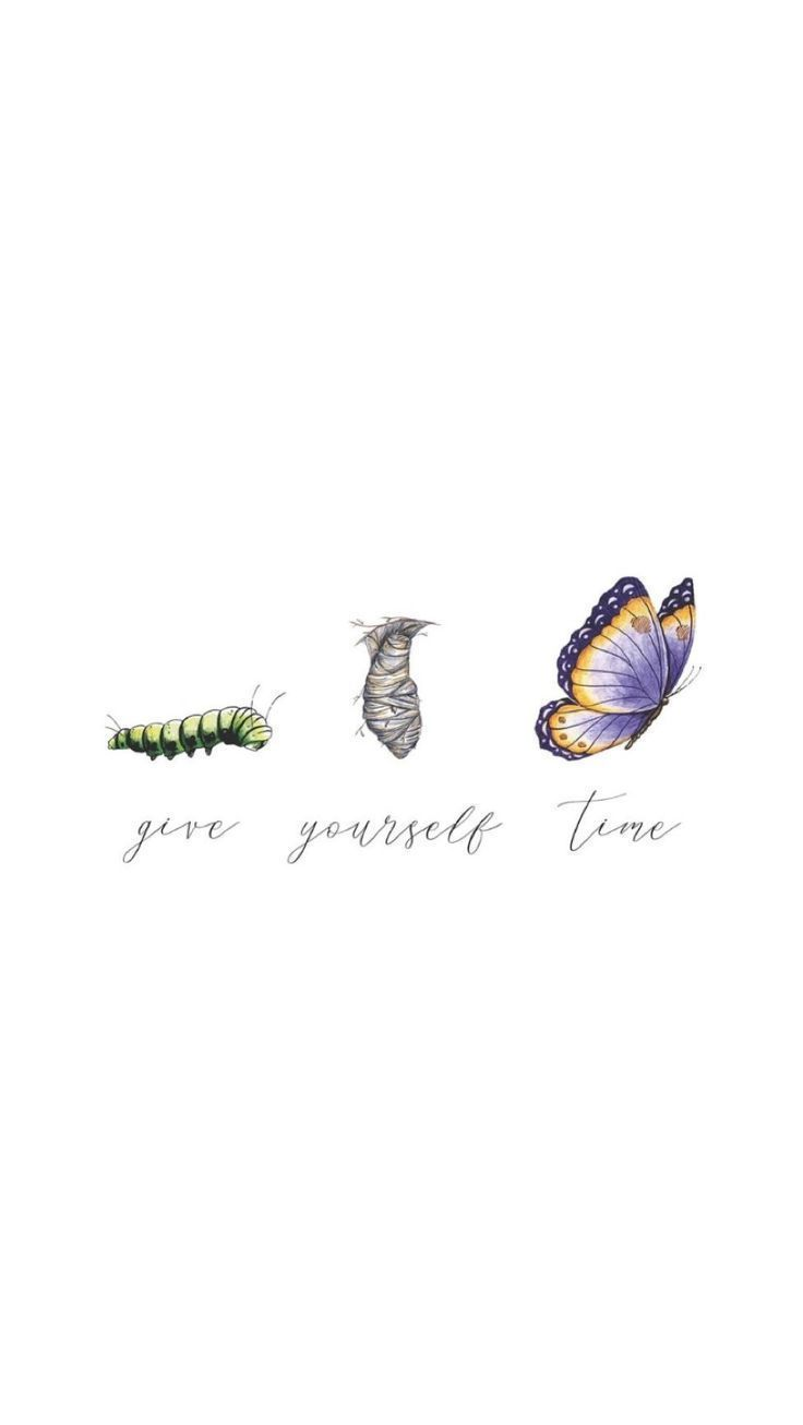 Give yourself time to grow – New Ideas,  #give #grow #ideas #Inspirationaltattoosaboutlife #T…