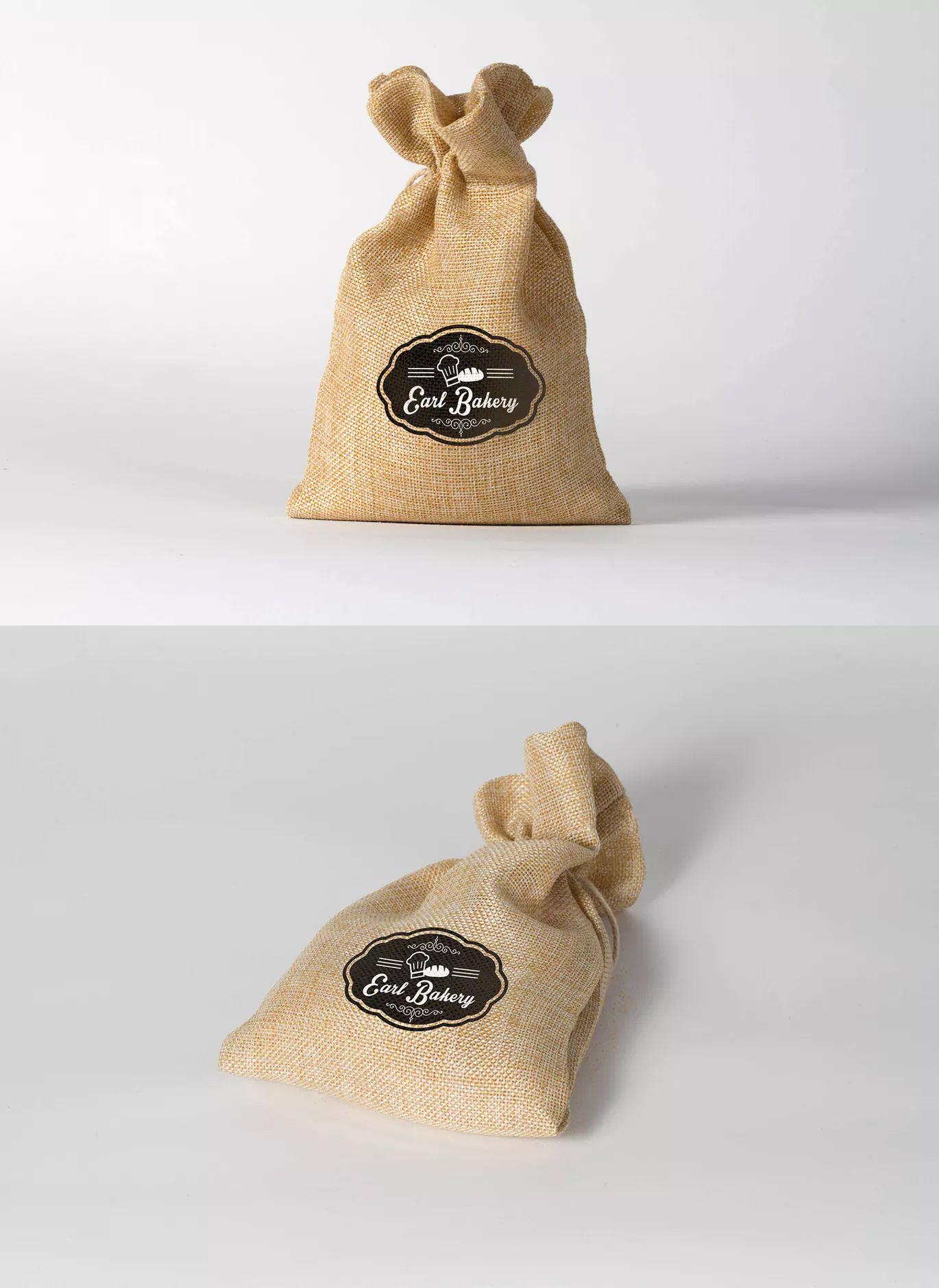 Download Craft Grains Bag Mock Up By Retrobox On Envato Elements Bags Crafts Mocking