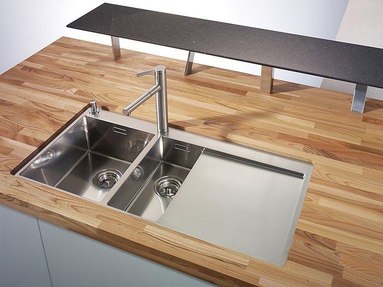 Arbeitsplatte Kuche Holz Plan De Travail Idees De Design D Interieur Amenagement Maison