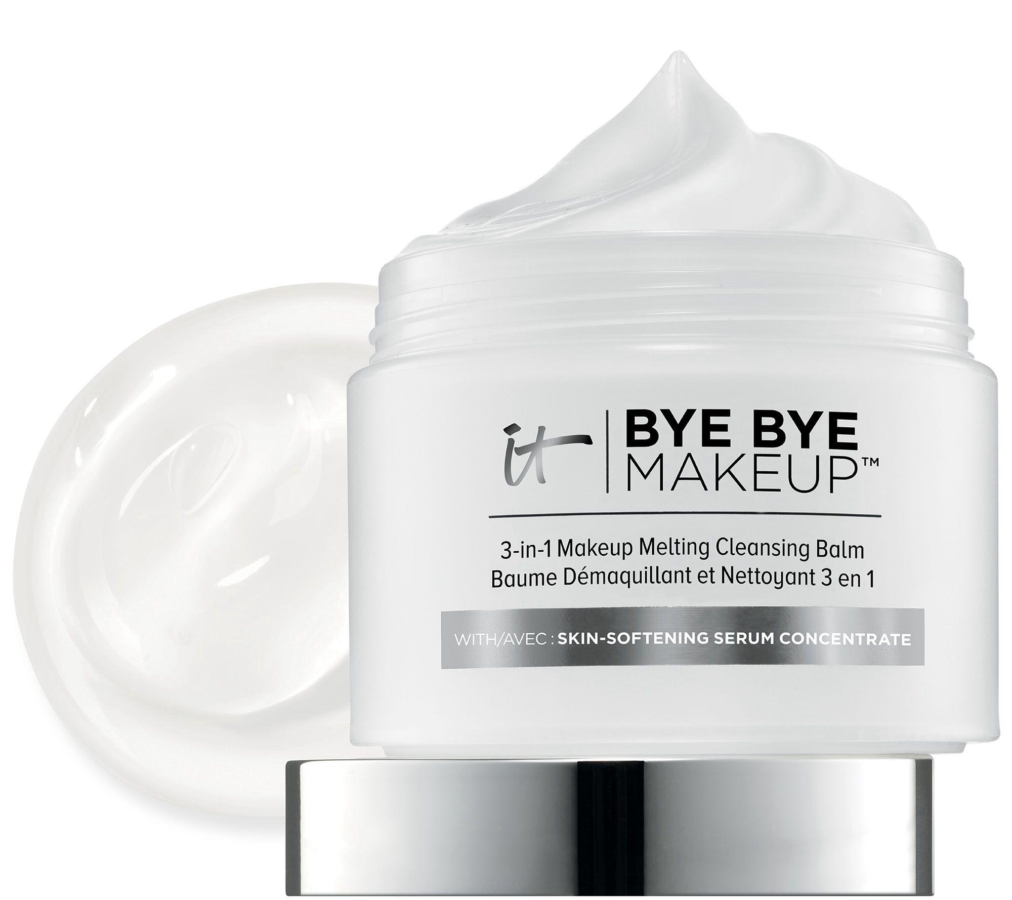 IT Cosmetics Bye Bye Makeup 3in1 Makeup Melting