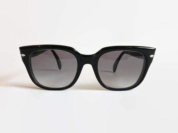 c5aab640770 Persol Ratti Meflecto Vintage Sunglasses Made in Italy in the 1950 s Very  Rare