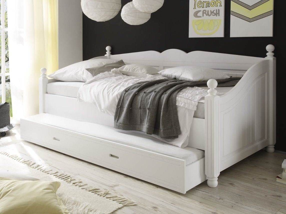 Image Result For Full Size Daybed With Pop Up Trundle White Bed