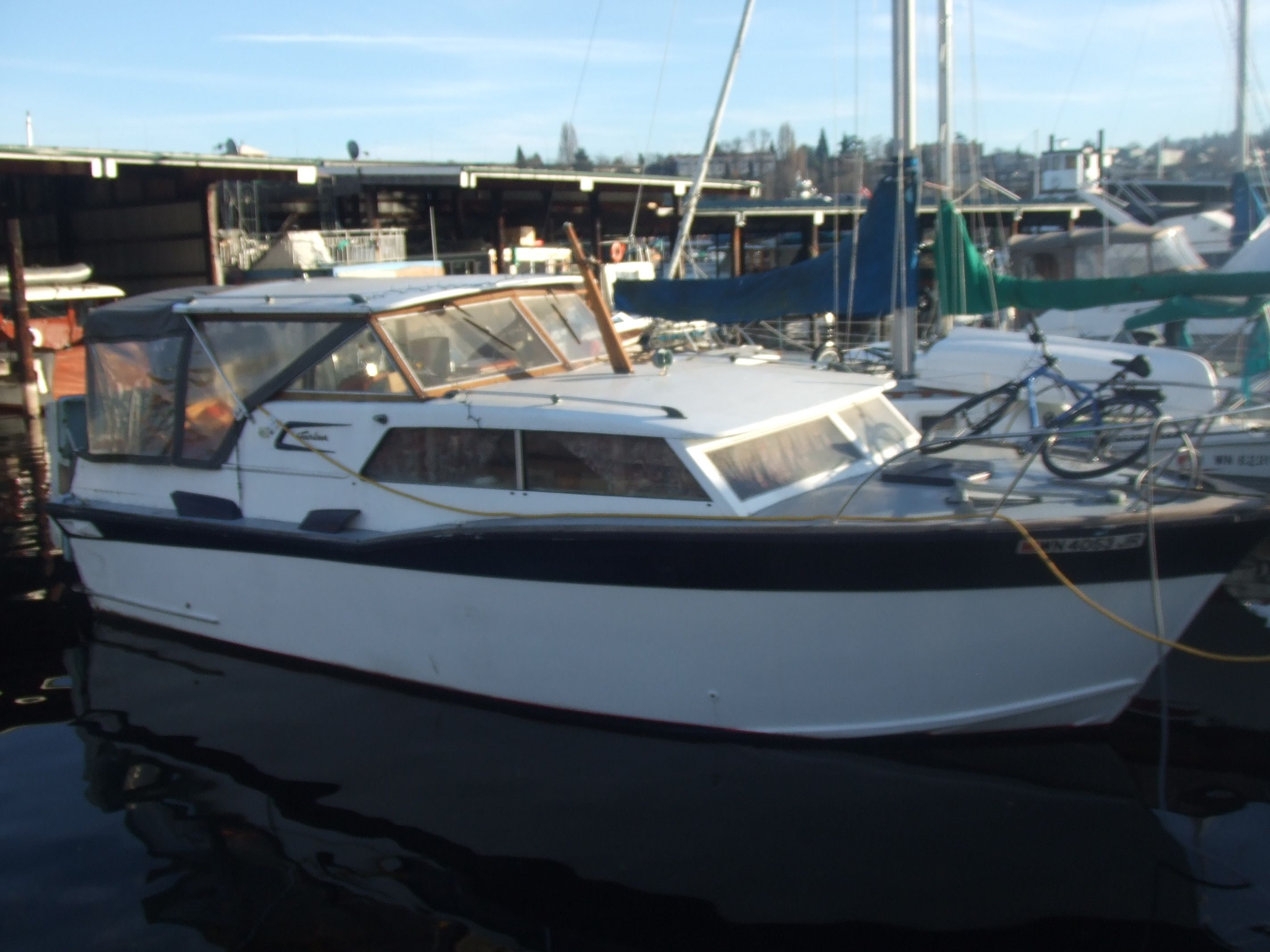 craft cornwall image boat austell chris boats sale st cabin in cruiser cabins asp for