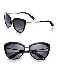 e05338270c230 Kate Spade New York - Kandi 56MM Cat s-Eye Sunglasses