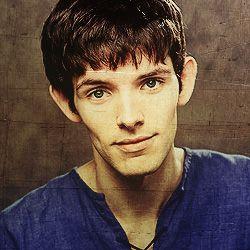 Colin Morgan- Merlin series 2