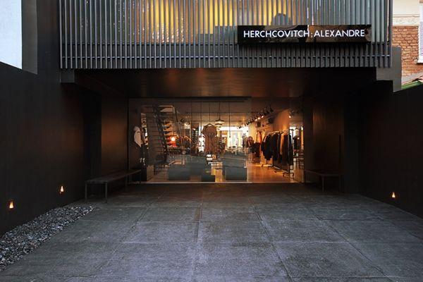 ARKITITO :: Alexandre Herchcovitch Flagship Store, São Paulo