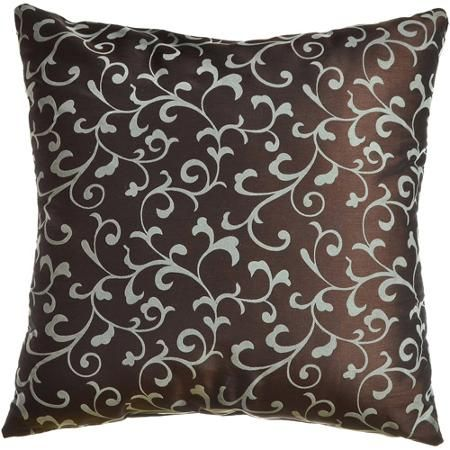 Softline Davia Scroll Decorative Pillow Pillows Living Rooms And Room Gorgeous Better Homes And Gardens Mumsfield Floral Decor Pillow