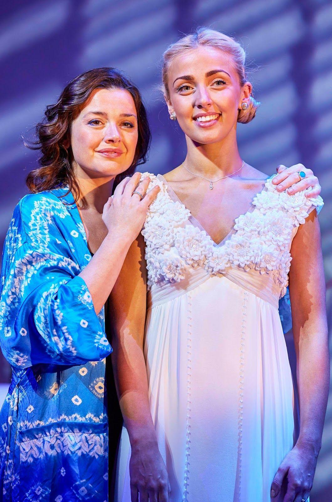 Sophie Mamma Mia Broadway Google Search Mamma Mia Mama Mia Broadway