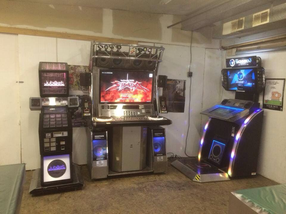 K-dog's arcade Japanese rhythm game heaven! Video games! Jubeat ...