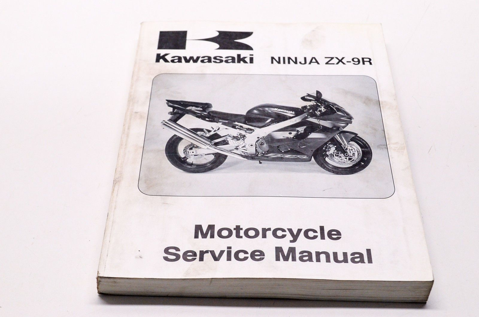 Kawasaki 2002 Ninja ZX-9R Shop Repair Service Manual | eBay