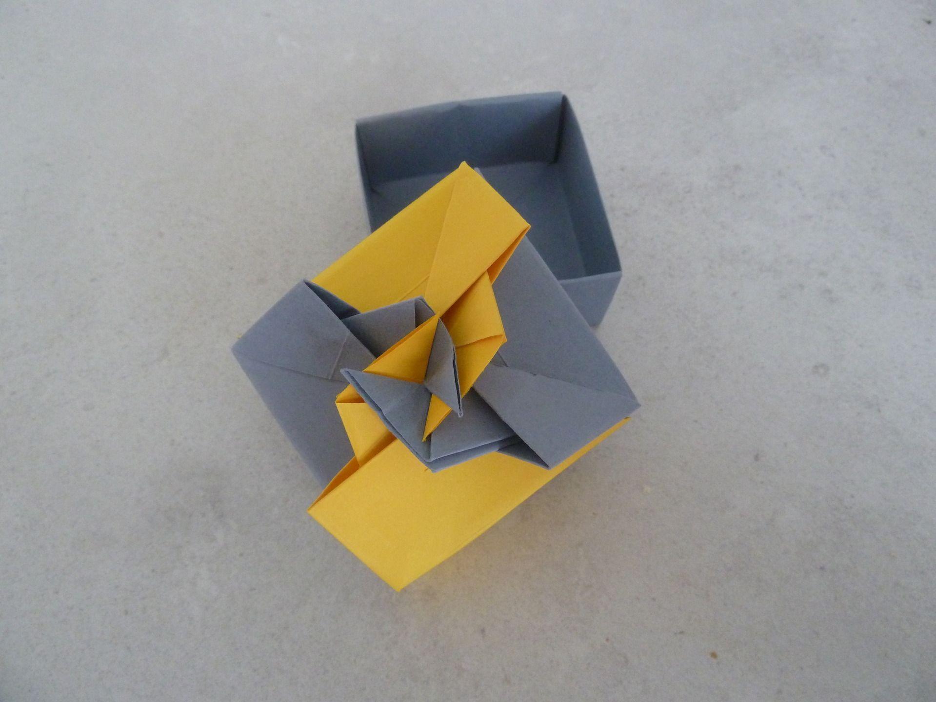 cadeau anniversaire origami