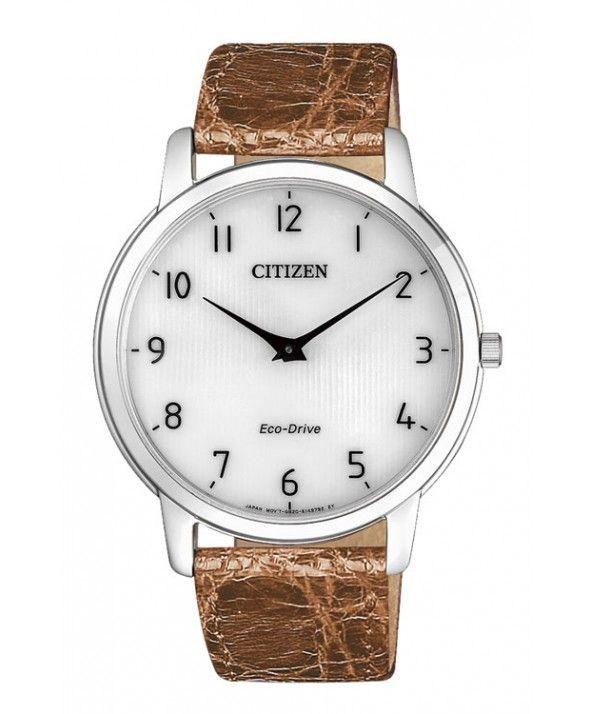 f2623d9656b7 Citizen Clasico números grandes extraplano - Stiletto Relojes Citizen