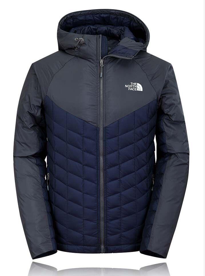 2015 M---XXXL men's winter down jacket hat outdoor outwear parka 90%