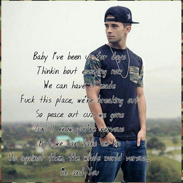jake miller lyrics im alright - photo #26