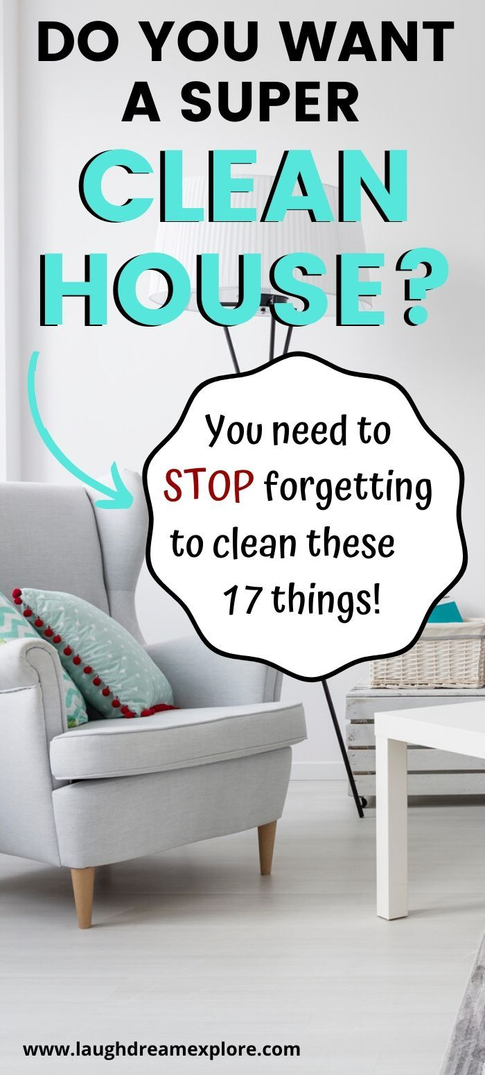How many of these places are you forgetting to clean in your home?? Check out this list and make sure you never skip one again! | cleaning, cleaning tips, for the home, clean house, spring cleaning, deep cleaning | #cleanhome #cleaning #cleaningsupplies #home #cleaningtipsandtricks #springclean #springcleaning