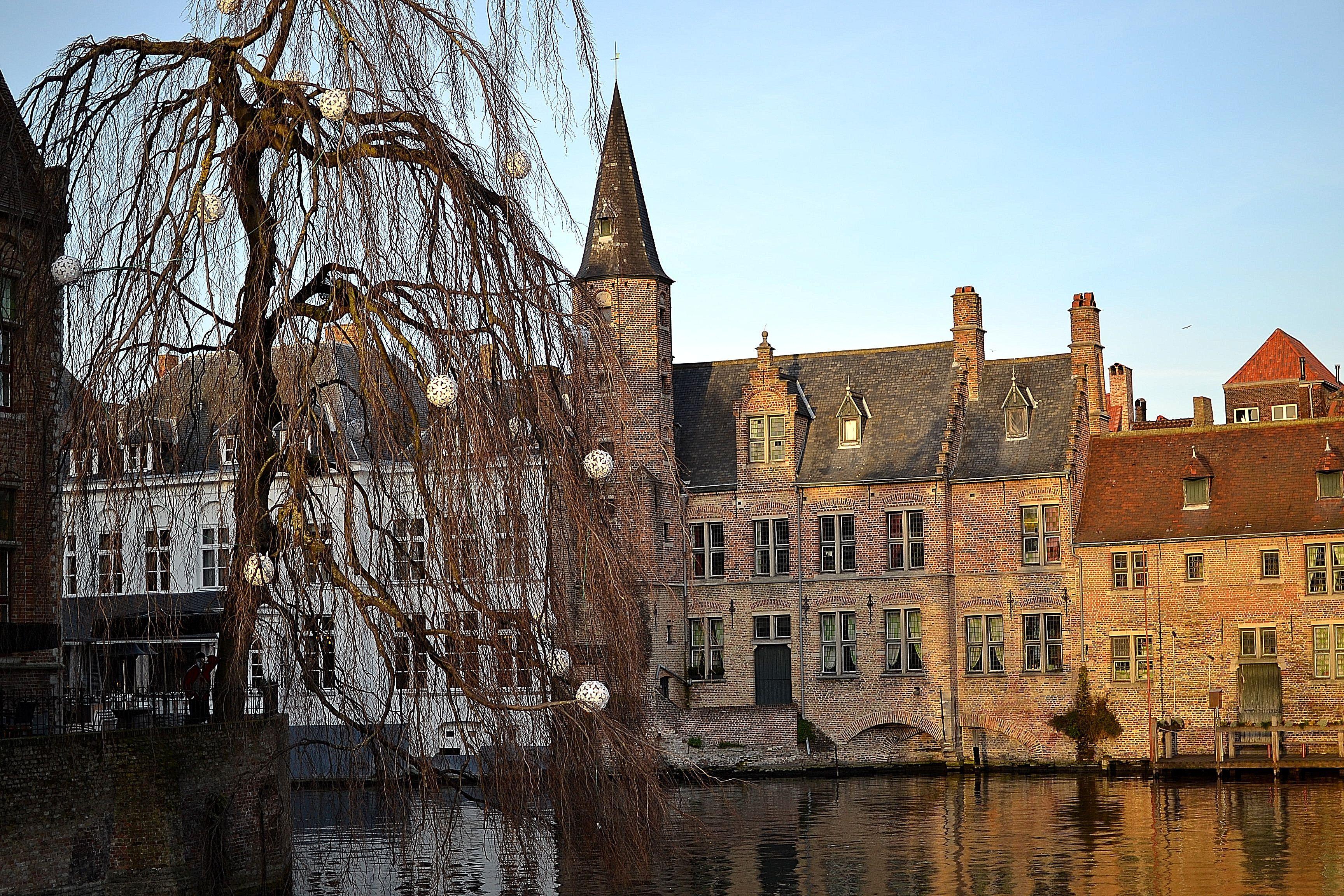 Paysage Bruges  http://www.matmonblog.fr/bons-baisers-de-bruges/