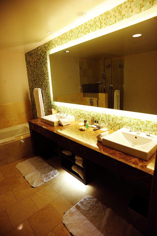 Bathroom Fixtures Pittsburgh hotel room tour: fairmont pittsburgh | pittsburgh hotels, room