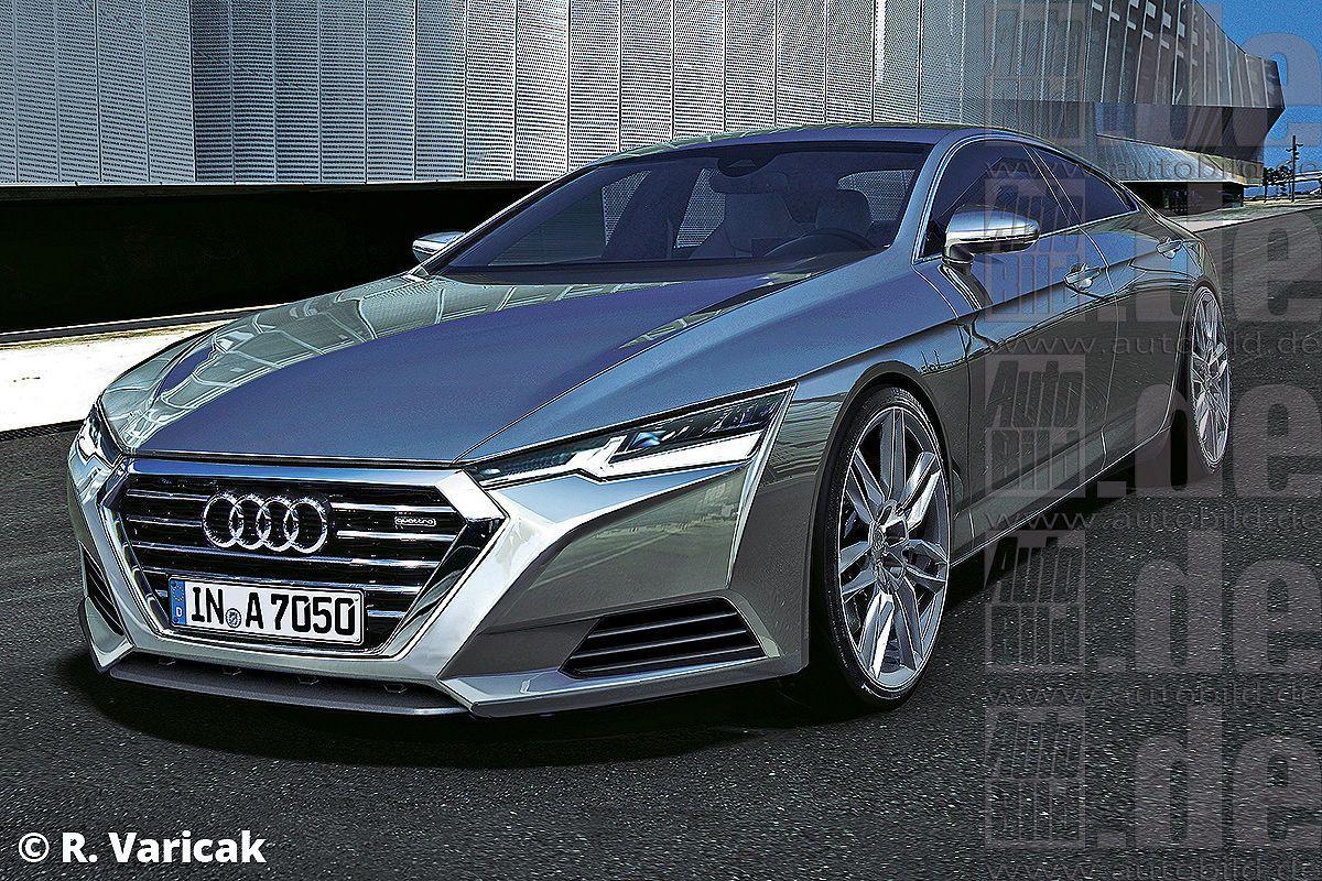 Neue Audi 2020 Bis 2022 Audi Limousine Autos