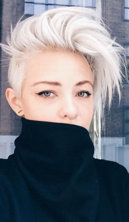 Cute Undercut Hairstyles for Women — Posh Lifestyle & Beauty Blog