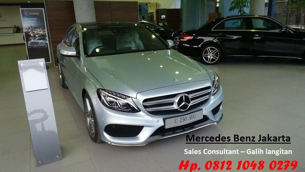 Harga Terbaik New Mercedes Benz C250 Amg 2015 2016 Jakarta