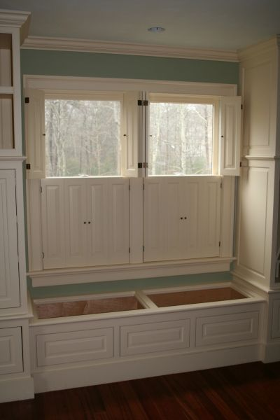 Beacon Hill Interior Shutters   Uppers And Lowers