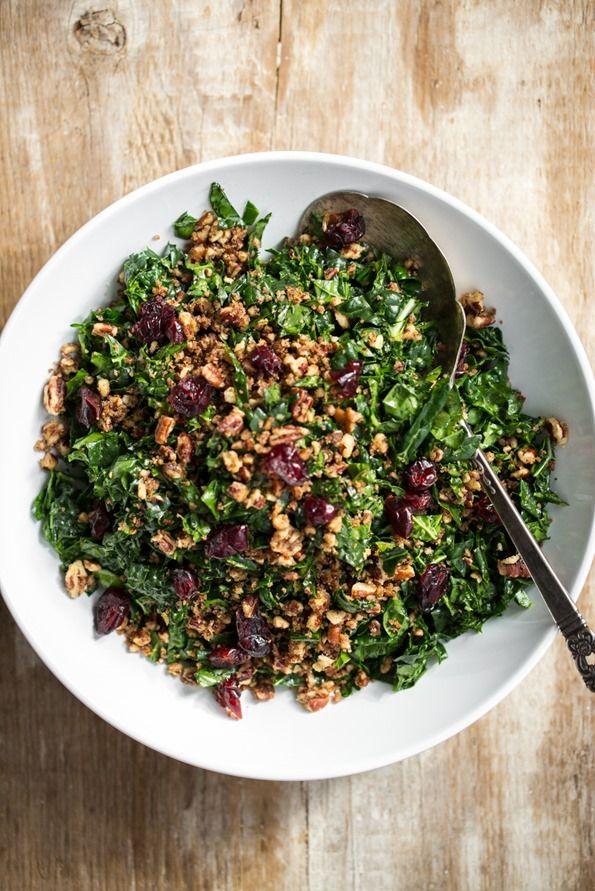 The Best Shredded Kale Salad The Best Shredded Kal