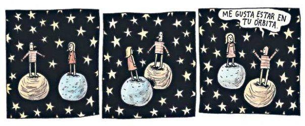 La misma órbita | Liniers, Macanudo, Triangulo de las bermudas