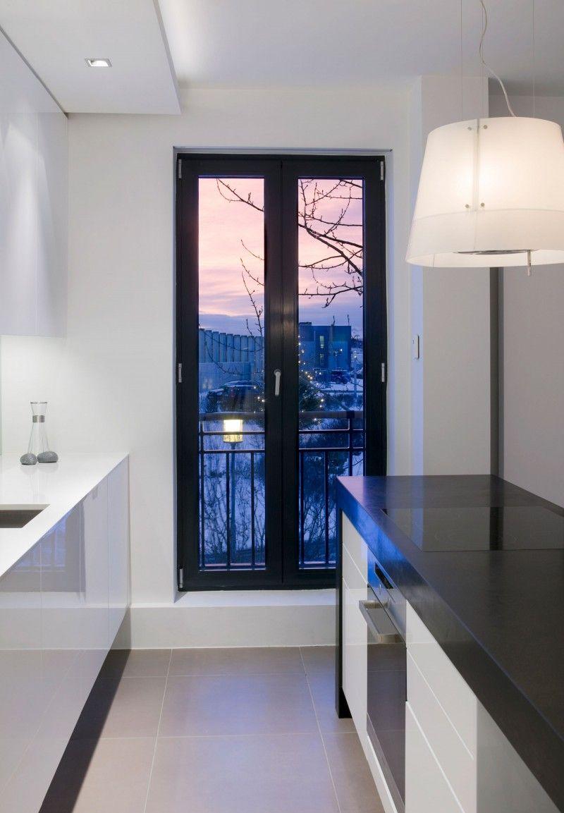 Apartamento en reykjavik por gudmundur jonsson arquitectos