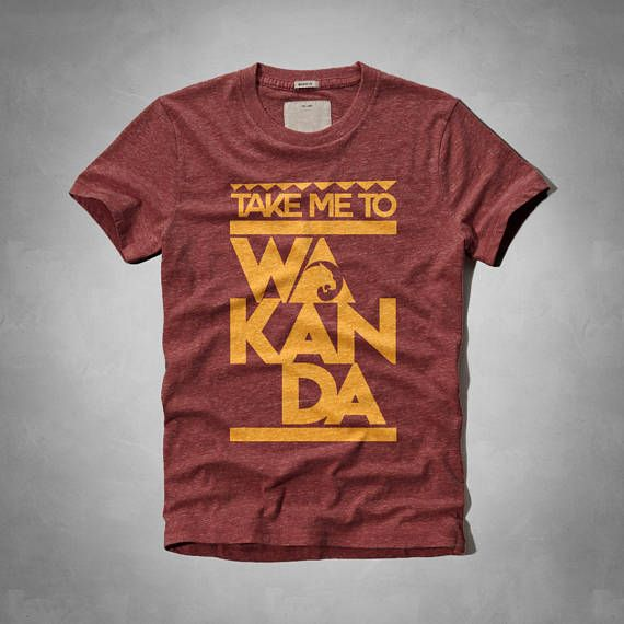 Take me to Wakanda - Black Panther YOUTH T-shirt in 2019  58ed9bcd3