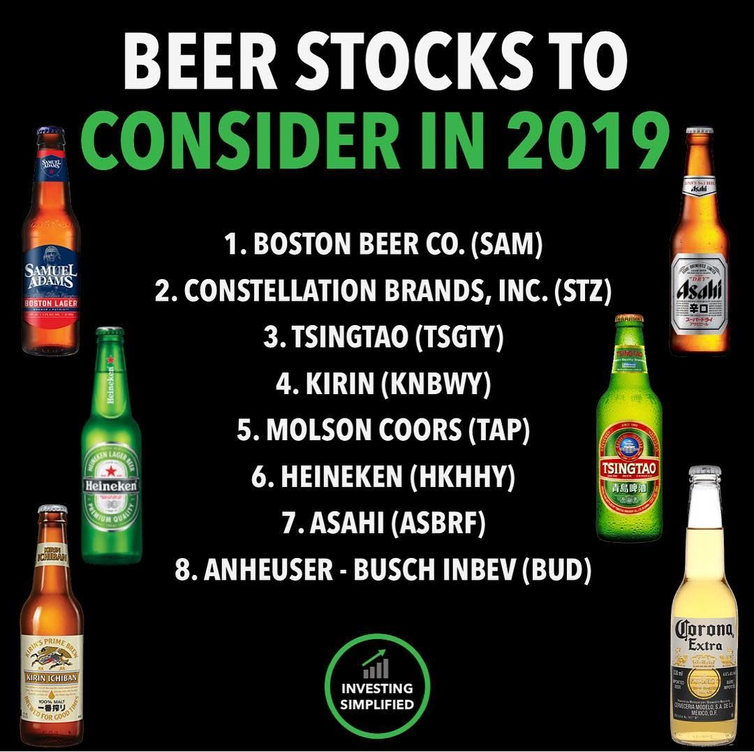 What S Your Favorite Beer Beer Stocks I Help Local