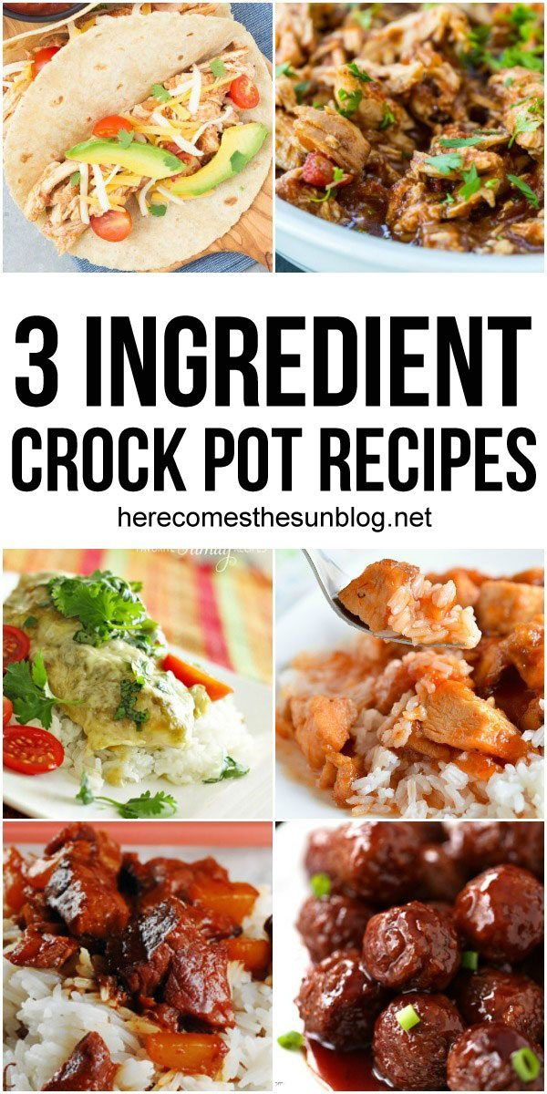 10 Easy Summer Crock Pot Recipes images
