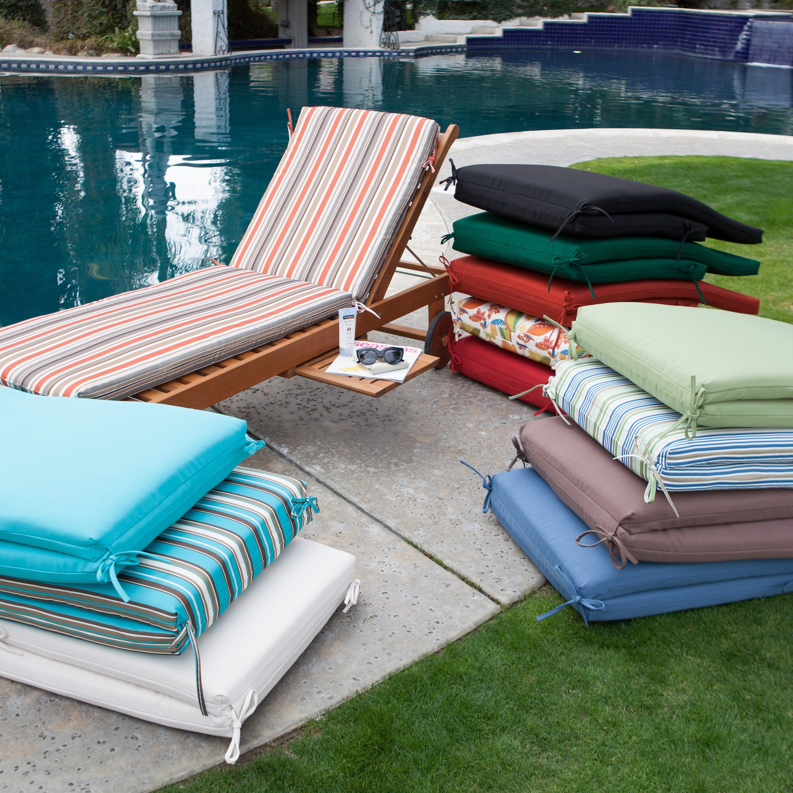 Chaise Lounge Cushion Slipcovers Chaise Lounge Cushions Lounge Cushions Patio Chaise Lounge Cushions