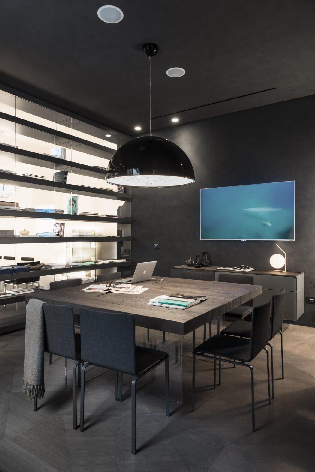 Lavoro Design Interni Milano.Casa Lago Showcase Apartment Milan Italy By Lago 2009 A My