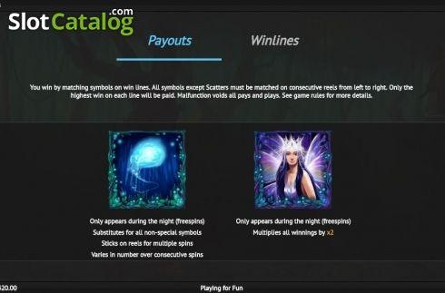 Spiele Fairie Nights - Video Slots Online