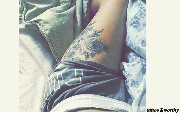 Roses by on Tattoo Worthy