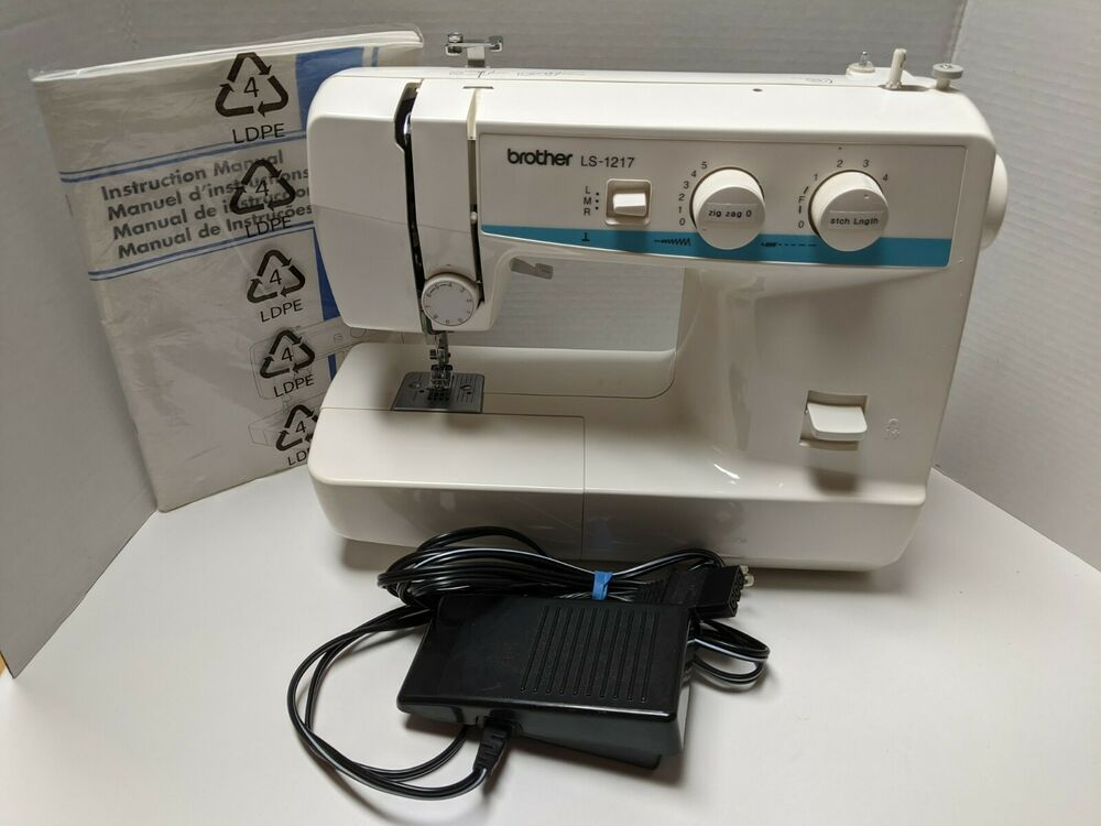 Brother Ls 1217 Sewing Machine 2 Stitch 17 Function Free Arm Swing Auto Bobbin Brother Sewing Machine For Sale Sewing Machine Sewing