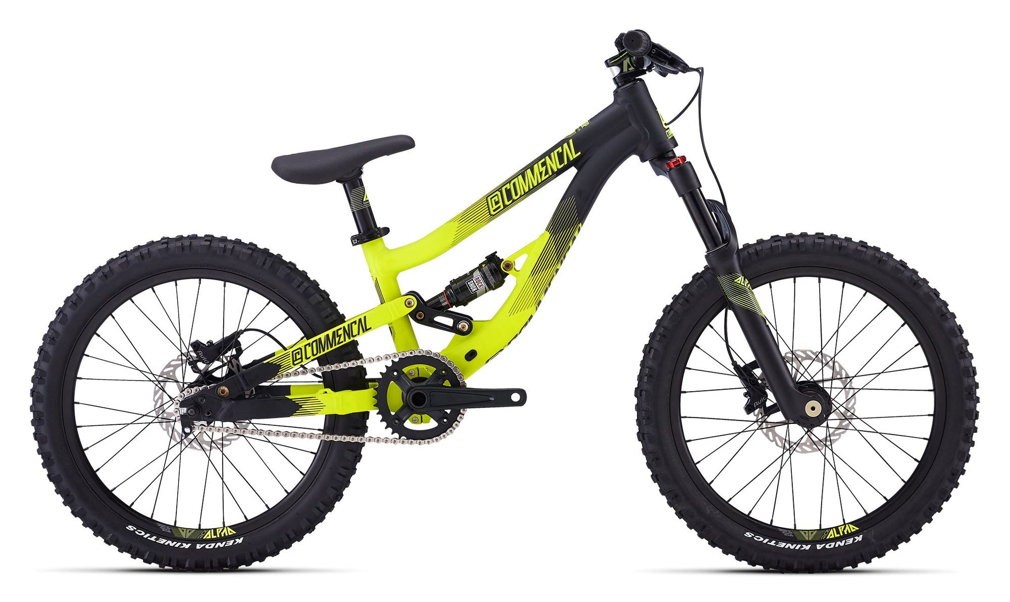 COMMENCAL 2016 | SUPREME 20 YELLOW 2016