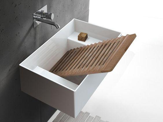 Lavabo / lavatoio in ceramica MEG11 Collezione Meg11 By GALASSIA ...