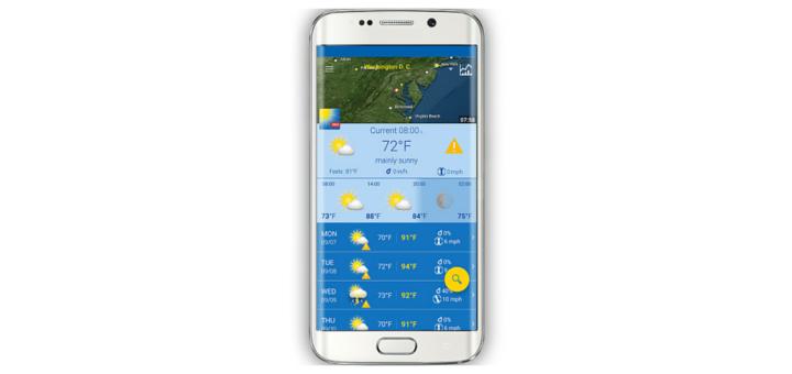 Aplicativo WeatherPro
