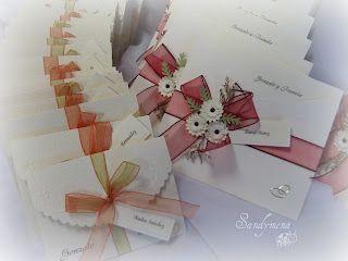 Tarjetas Artesanales Invitaciones De Matrimonio Tarjetas