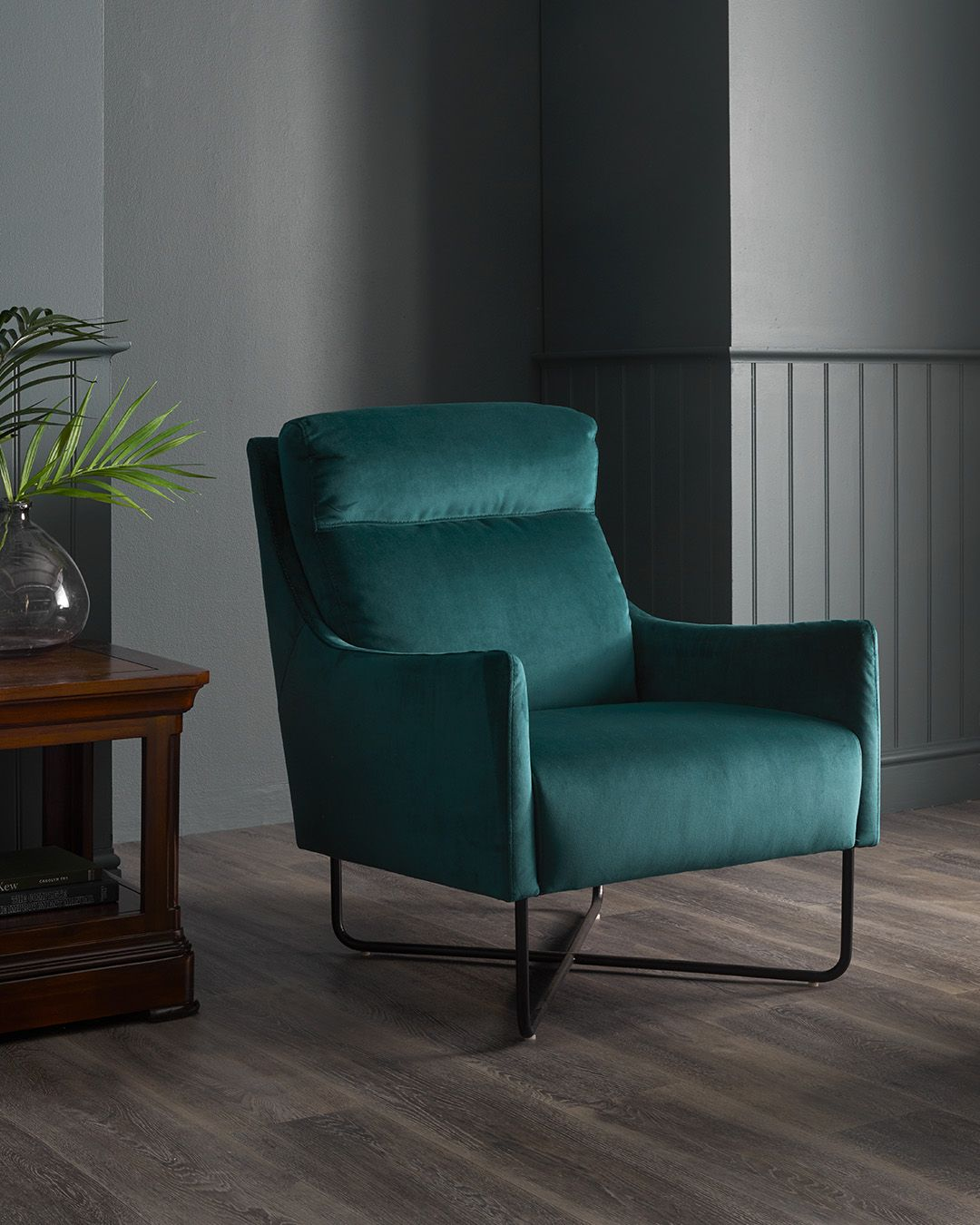 Pleasant Coco Teal Velvet Fabric Accent Chair In 2019 Accent Chairs Cjindustries Chair Design For Home Cjindustriesco
