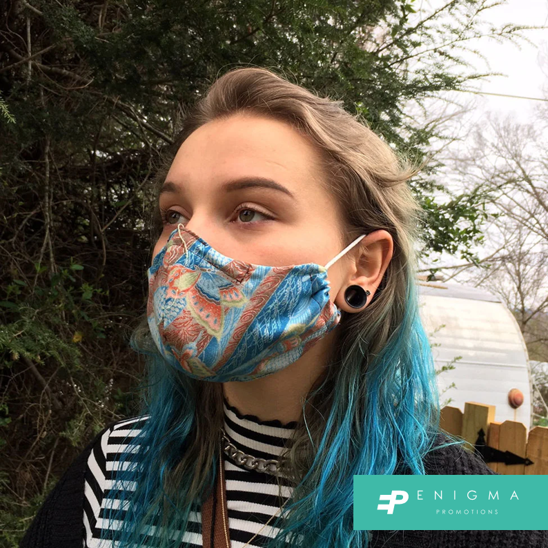Material Protective Face Masks Now Available! in 2020