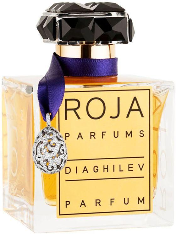 Diaghilev, par Roja Parfums et Fabergé