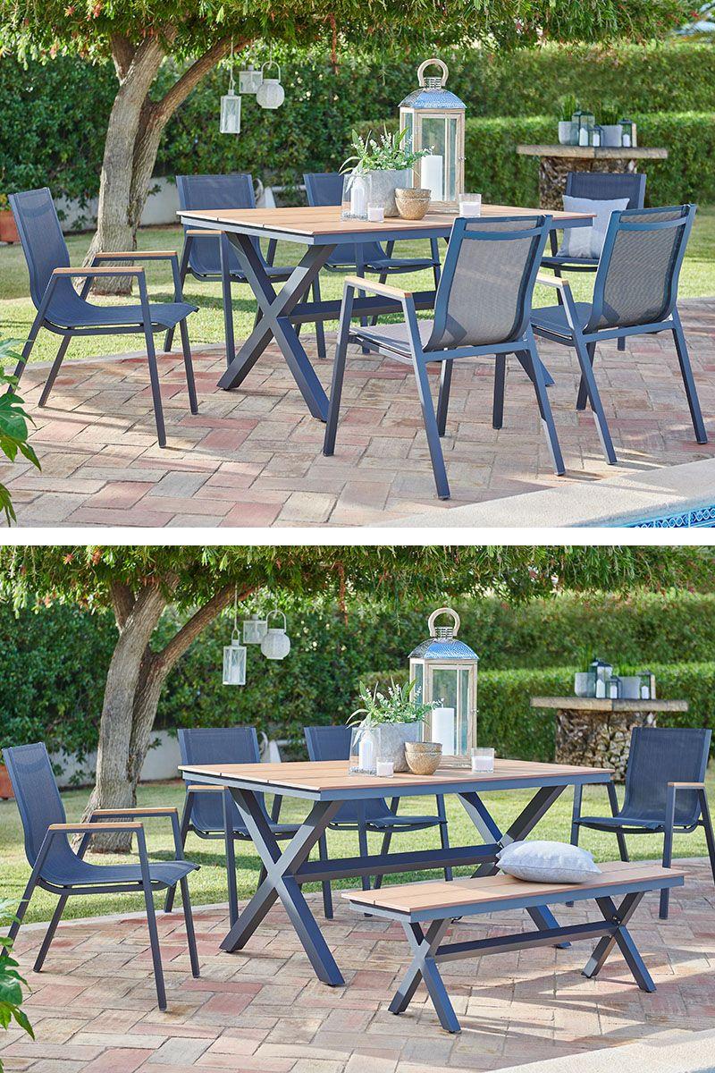 Gartentisch 160x100 Cm Mit Polywood Platte Kaufen Gartentisch Garten Aussenmobel