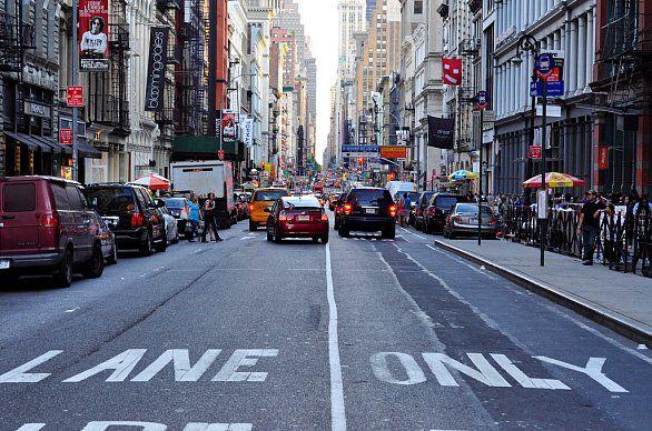 Le vie dello #shopping di #NewYork, il glamour della Grande Mela