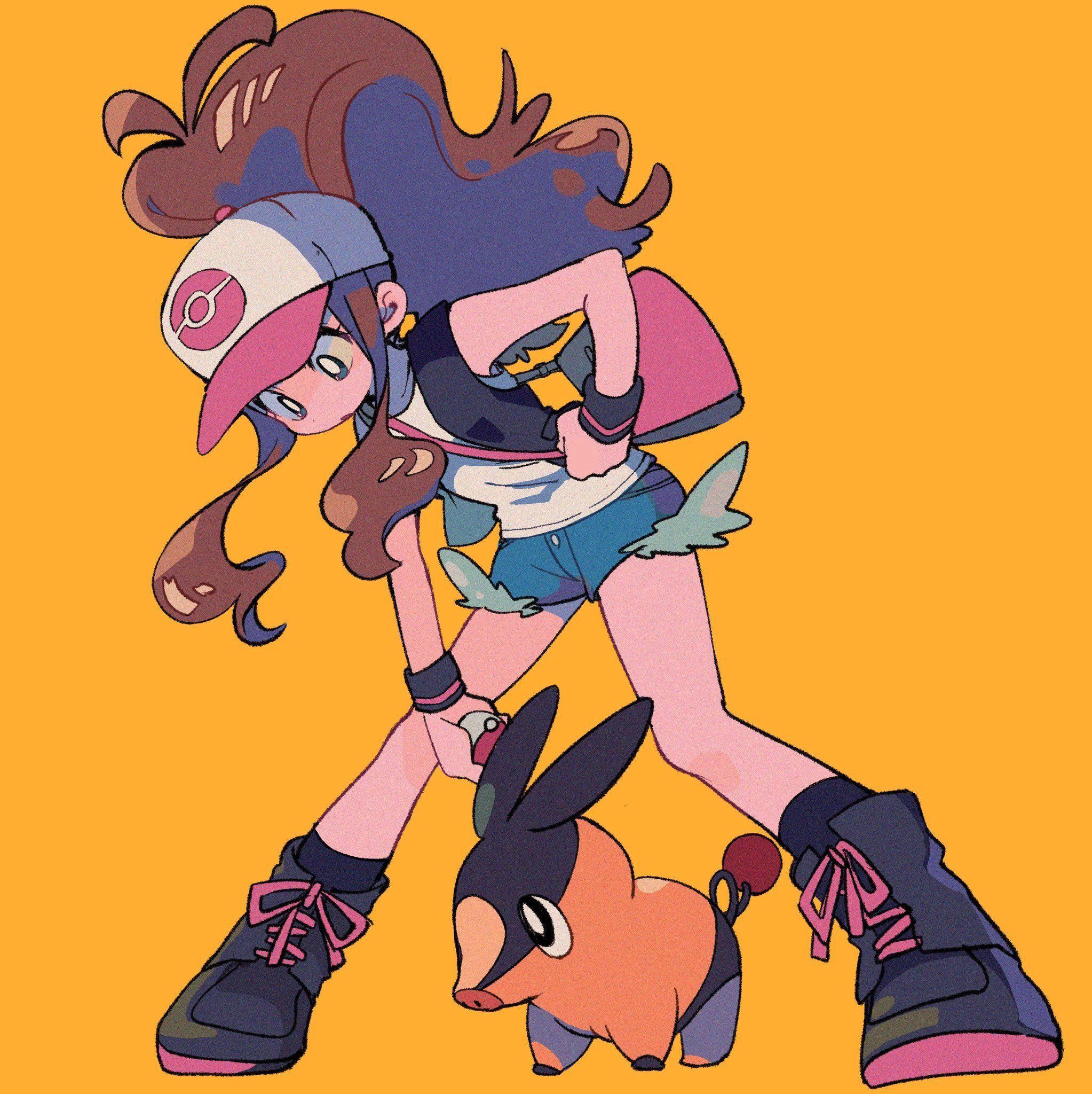 チョリソ〜 on in 2020 Anime, Pokemon, Character