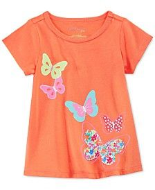 First Impressions Baby Clothes Enchanting First Impressions Baby Girls' Butterfly Tee  Girl  Pinterest Decorating Inspiration