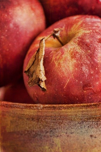 Apple Season....There is nothing like the Apples of Upstate New York!...Empire & Cortland...Are some of the finest!