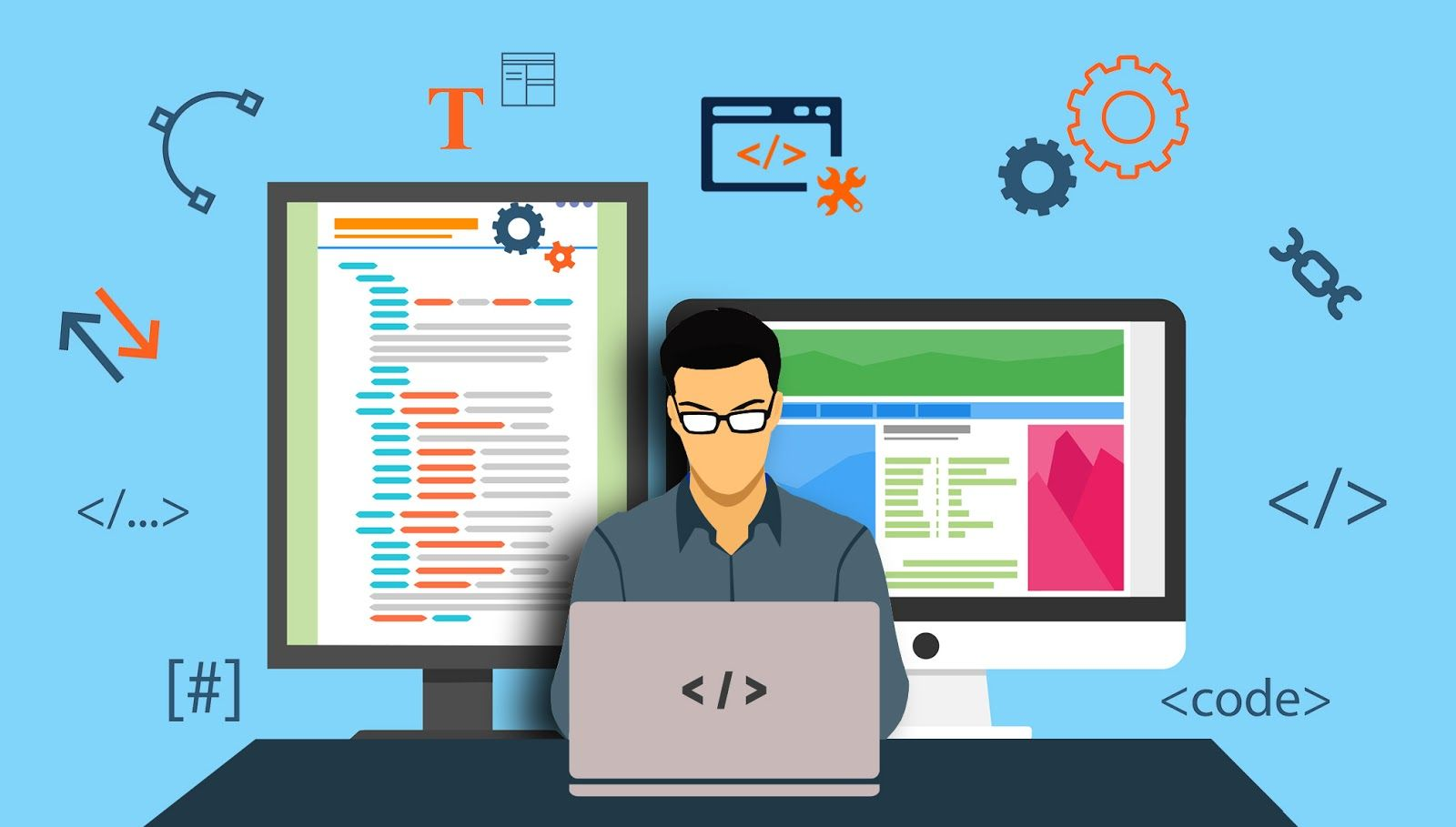Short Term Computer Courses For Job Information Technology Has Become An Integral Part Of Our Li Web Development Design Web Development Course Web Development